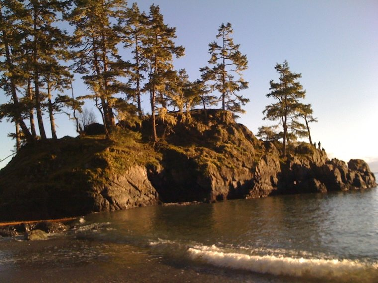 East Sooke beach