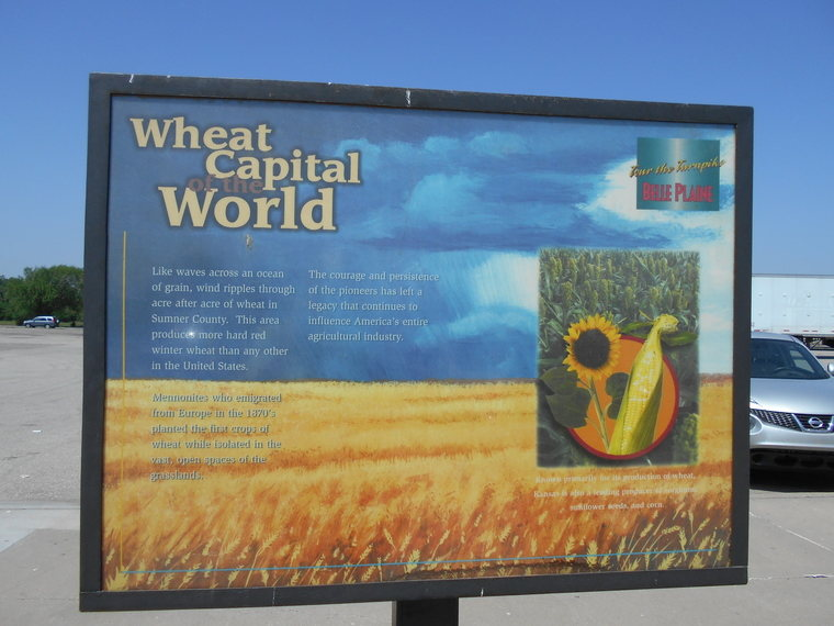 Wheat Capital of the World