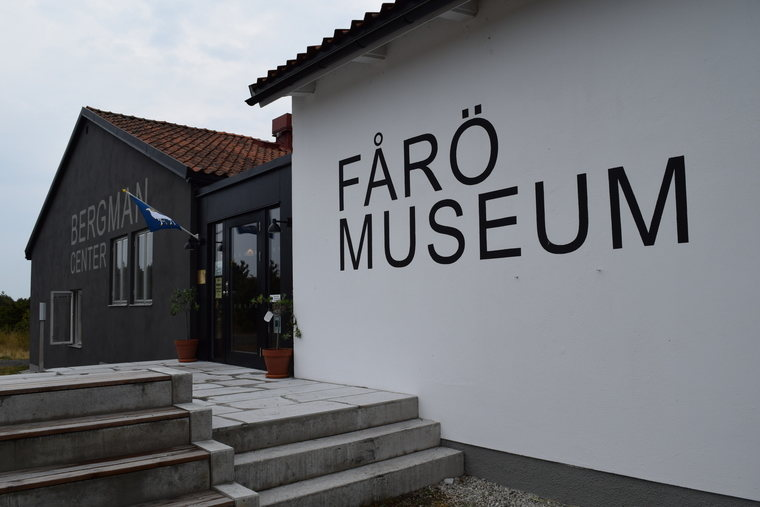 Bergman Centre on Faro near Gotland