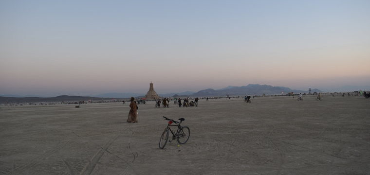 Burning Man Principle – Leave No Trace