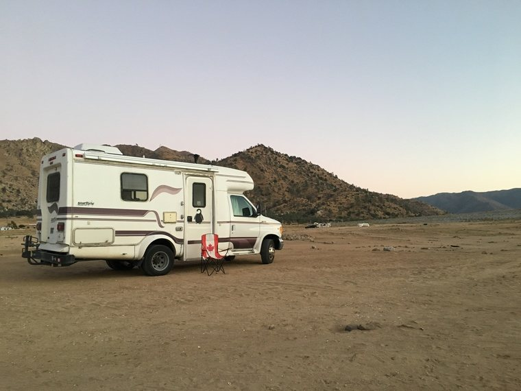 Lake Isabella RV